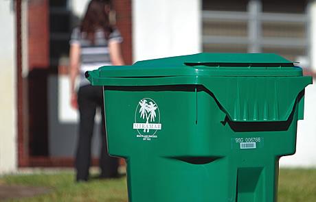 Miramar trash bin